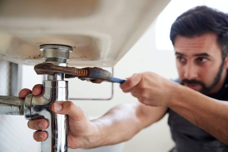 Loodgieter wasbak sifon reparatierepar